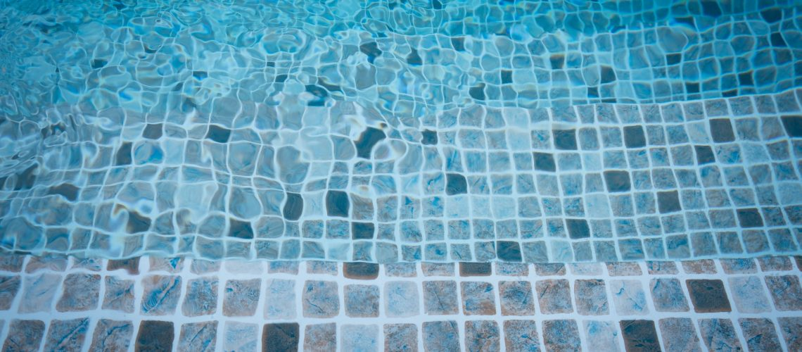 Trappa i vatten
